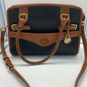 DOONEY & BOURKE vintage black handbag/shoulder bag
